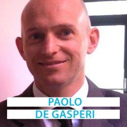 PAOLO DE GASPERI
