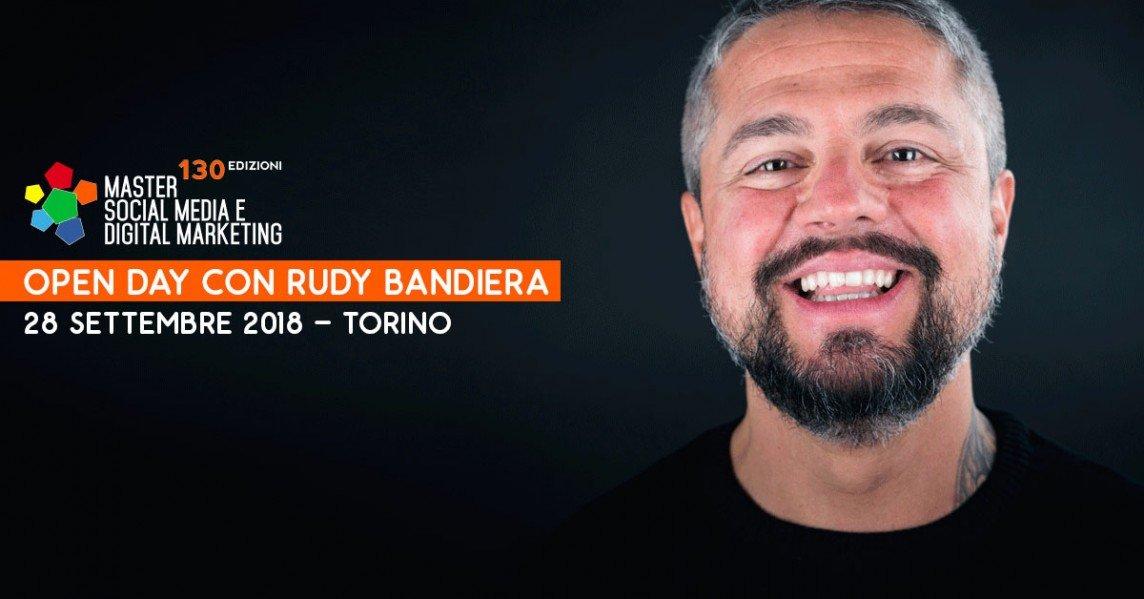 Master Social Media e Digital Marketing con Rudy Bandiera